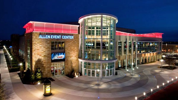 Allen Event Center - Allen - North Texas Shopping