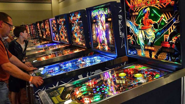 Texas Pinball Festival - Frisco - North Texas Shopping