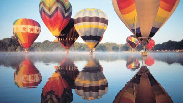 Plano Balloon Festival - Plano - North Texas Shopping