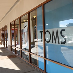 TOMs Outlet - Allen - North Texas Shopping