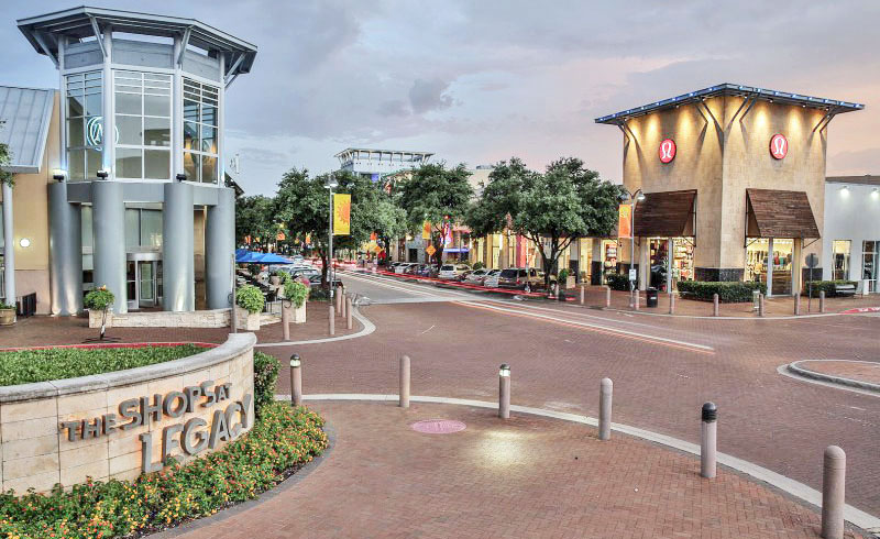 Plano Shopping Trip - Shops at Legacy