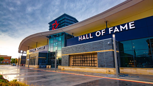 Frisco – National Soccer Hall of Fame