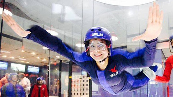 Frisco – High Flying at iFLY